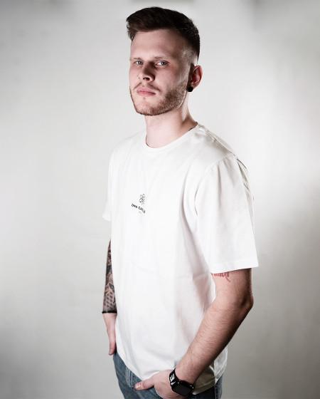 Chromosomes T-shirt Blanc