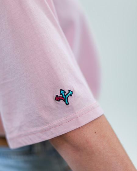 T-shirt NEON Pink